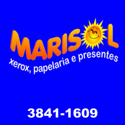 Marisol Xerox, Papelaria e Presentes